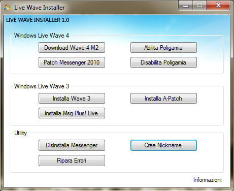 Live Wave Install 1.0