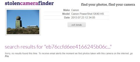 image-unique-id-stolen-camera-finder