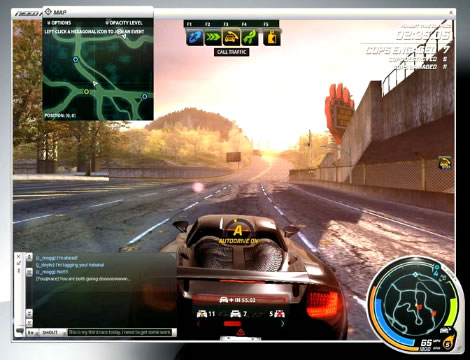 Jogo Need for Speed World