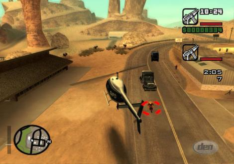 as dicas, segredos e códigos de Grand Theft Auto: San Andreas PS2