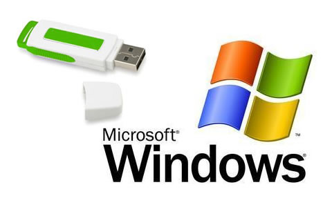 Copiando Windows para pen drive