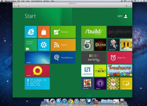 Instalando Windows 8 VMware
