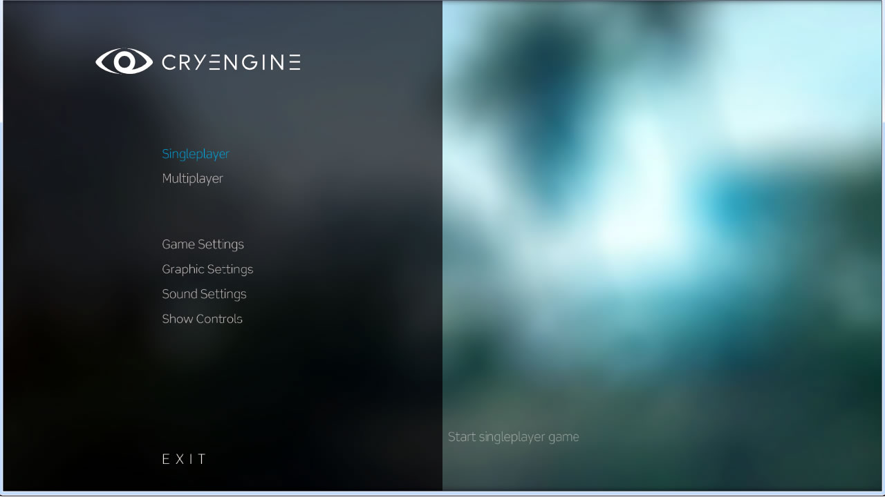 Launcher CryEngine