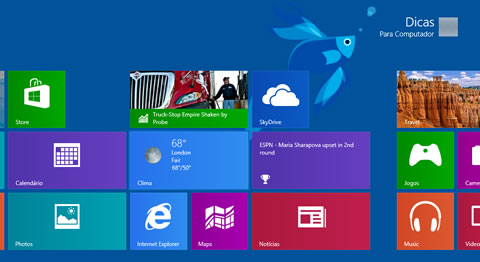 baixando instalando windows 8.1