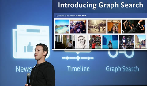facebook graph search ativado
