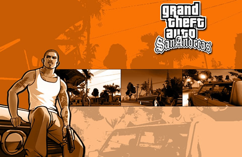 Save Game 100% GTA SA